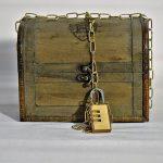 鍵付き宝箱