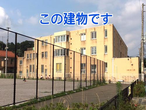この建物です