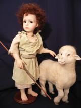 少年とヤギ
